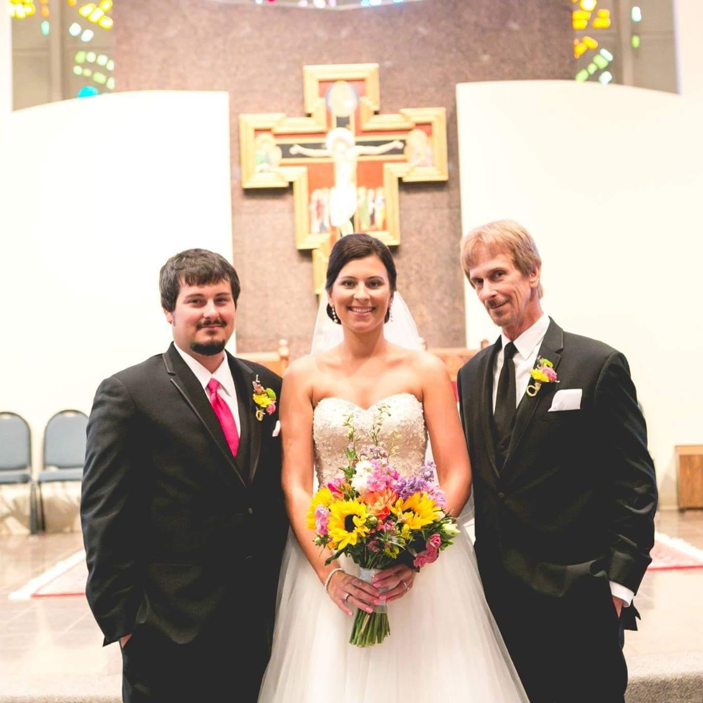 Lauren walton wedding